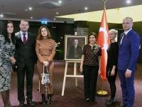 006 Türgi Vabariigi aastapäeva tähistamine Tallinna Swissôtellis. Foto: Urmas Saard