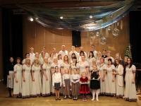 Jõulukontsert Türi kultuurikeskuses. Foto: Türi Koor
