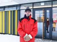 Veiko Valang. Türi põhikooli ja spordihalli hooned. Foto: Urmas Saard / Külauudised