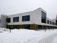 Türi põhikooli ja spordihalli hooned. Foto: Urmas Saard / Külauudised