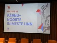 003 Ühisfest Pärnu – noorte inimeste linn. Foto: Urmas Saard