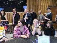 008 Ühisfest Pärnu – noorte inimeste linn. Foto: Urmas Saard