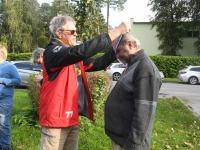 Uhla-Rotiküla jooksu abiliste tänuüritus. Foto: Urmas Saard / Külauudised