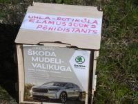 Uhla–Rotiküla kuues elamusjooks. Foto: Urmas Saard / Külauudised