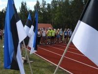022 Uhla-Rotiküla viies jooks. Foto: Urmas Saard / Külauudised