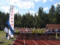 025 Uhla-Rotiküla viies jooks. Foto: Urmas Saard / Külauudised