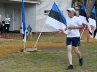 100 Uhla-Rotiküla viies jooks. Foto: Urmas Saard / Külauudised