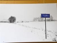 013 Ülo Soometsa isikunäitus Tori bussijaamas. Foto: Urmas Saard / Külauudised