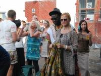 003 Untsakate kontsert XXIV Viljandi päimusfestivalil. Foto: Urmas Saard