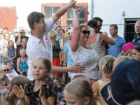 008 Untsakate kontsert XXIV Viljandi päimusfestivalil. Foto: Urmas Saard
