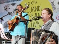011 Untsakate kontsert XXIV Viljandi päimusfestivalil. Foto: Urmas Saard