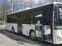 004 Uued SEBE bussid Põja-Pärnumaa liinidel. Foto: Kalju Kasemaa