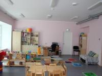 001 Uuenenud lasteaed Pähklike. Foto: Monika Otrokova