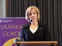 005 Väärikate ülkooli õppeaasta lõpetamine Pärnus. Foto: Urmas Saard