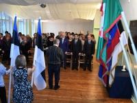 008 Vabadussõjas võidelnute mälestamine Sindi gümnaasiumis. Foto: Urmas Saard