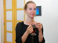 004 Vabatahtlikud Pärnu Nooruse majas, Zoé Favre d'Anne. Foto: Urmas Saard
