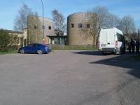 001 Väikesaarte sõbrad Tallinnast ja Tartust Mohni saart külastamas. Foto: erakogust