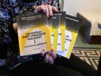 006 Valik raamatuid, mille autor on Aldo Kals. Foto: Urmas Saard / Külauudised