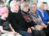 013 Vanavanemate päeva tähistamine Sindi gümnaasiumis. Foto: Urmas Saard