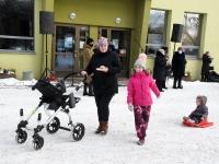 Vastlapäev Sindis. Foto: Urmas Saard / Külauudised