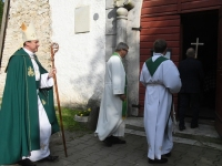 021 Vastupanuvõitluse päeval Keila Miikaeli kirikus. Foto: Urmas Saard Külauudised