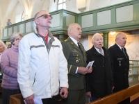 024 Vastupanuvõitluse päeval Keila Miikaeli kirikus. Foto: Urmas Saard Külauudised