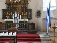 025 Vastupanuvõitluse päeval Keila Miikaeli kirikus. Foto: Urmas Saard Külauudised