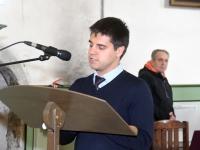 028 Vastupanuvõitluse päeval Keila Miikaeli kirikus. Foto: Urmas Saard Külauudised