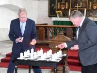 037 Vastupanuvõitluse päeval Keila Miikaeli kirikus. Foto: Urmas Saard Külauudised