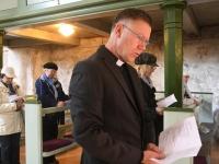 040 Vastupanuvõitluse päeval Keila Miikaeli kirikus. Foto: Urmas Saard Külauudised