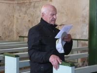 041 Vastupanuvõitluse päeval Keila Miikaeli kirikus. Foto: Urmas Saard Külauudised