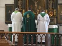 045 Vastupanuvõitluse päeval Keila Miikaeli kirikus. Foto: Urmas Saard Külauudised