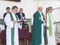 048 Vastupanuvõitluse päeval Keila Miikaeli kirikus. Foto: Urmas Saard Külauudised