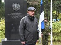Vastupanuvõitluse päeval Pärnu Vabaduse pargis. Foto: Urmas Saard / Külauudised
