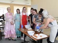 007 Vene köök Pärnumaa vene keele päeval. Foto: Urmas Saard