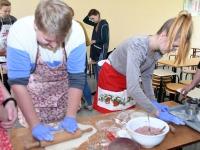 023 Vene köök Pärnumaa vene keele päeval. Foto: Urmas Saard