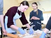 024 Vene köök Pärnumaa vene keele päeval. Foto: Urmas Saard