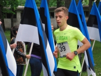 006 Viiendal võidupüha maratonil Sindis. Foto: Urmas Saard