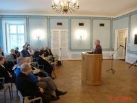 003 Viimsi mõisas arutati, kas eesti keelega saab elus hakkama. Foto: Priit Purken