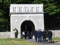 001 Võidupüha jumalateenistus Kaitseväe kalmistul. Foto: Urmas Saard