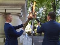 013 Võidupüha jumalateenistus Kaitseväe kalmistul. Foto: Urmas Saard