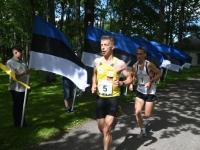 007 Võidupüha maratoonarid Sindis. Foto: Urmas Saard