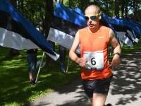 008 Võidupüha maratoonarid Sindis. Foto: Urmas Saard