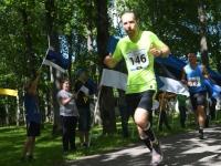 014 Võidupüha maratoonarid Sindis. Foto: Urmas Saard