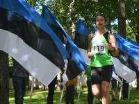 015 Võidupüha maratoonarid Sindis. Foto: Urmas Saard
