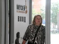 004 Võssotski keskus ja muuseum Jekaterinburgis. Foto: Urmas Saard