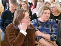 010 Winterile pühendatud konverentsi päev Sindis. Foto: Urmas Saard