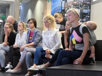 013 World Cleanup Day pressikonverents Tallinna Ülikoolis. Foto: Urmas Saard