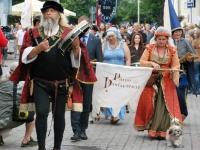 002 XVI Pärnu hansapäevad. Foto: Urmas Saard