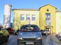 006 XVIII Ülemaaline Jõuluvanade konverents asus teele Sindist. Foto: Urmas Saard